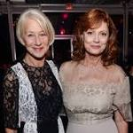 Helen Mirren Gave Susan Sarandon This Career Advice