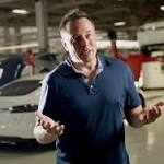 Elon Musk opens up Tesla patents to everyone