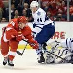 Red Wings frustrated by another shootout loss, but pleased with their effort and ...