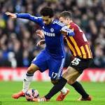 Chelsea 2-4 Bradford MATCH ZONE: Salah fails to impress in last chance saloon