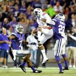 No. 25 K-State romps to 58-28 victory over UTEP