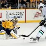 Heika: Stars 'fighting for our lives' in playoffs after typical nail-biting win in Nashville