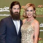 Duck Dynasty Stars Jep Robertson and Jessica Robertson Introduce Their Adopted Baby Boy Jules