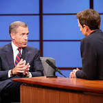 "Brian Williams Reveals He's a Bachelorette Fan, Says ""Juan Pablo Was a ..."