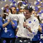 Ruling party wins Honduran presidential race