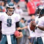 Do snaps between Nick Foles, Michael Vick matter?