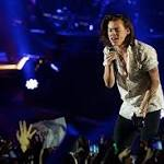 One Direction's Harry Styles Teases One-Time Love Rival On Stage: Watch