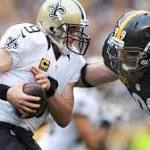 Brees Leads Saints Past Sluggish Steelers 35-32