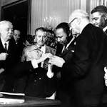 Civil Rights Act of 1964: Landmark legislation marks 50th year