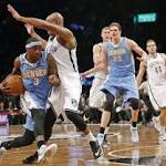 Nuggets' Ty Lawson, Kenneth Faried have strong performances