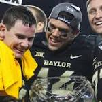 Baylor finishes season fifth overall