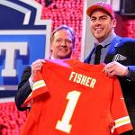 Chiefs Take Offensive Tackle Fisher With NFL Draft's Top Pick