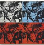 Warhol works total more than $100M at NY auction