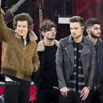 One Direction risk U.S. ban over shocking 'joint' video weeks before their sell-out ...