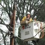 Duke Energy still making repairs from weekend storm
