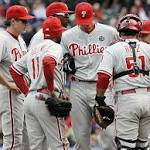 Cubs pounce on Burnett and rout Phillies