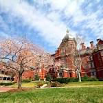 Johns Hopkins sends mistaken admission note to 300 students