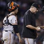 Anatomy of a meltdown: The blow-by-blow of the Giants' bullpen disaster