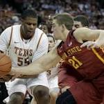Men's college basketball: Surging Longhorns add to No. 8 Iowa State's struggles