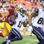 Quick Thoughts from the St. Louis Rams' 24-0 Victory Over the Washington ...