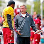 RGIII thanks Mike Shanahan for glowing review