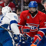 Canadiens must show they can handle adversity