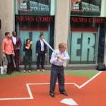 Regis Philbin Bringing Back 'Host Chat' For Fox Sports 1 Series 'Crowd Goes W!ld'