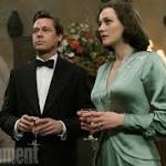 Can Allied survive the Brad Pitt-Angelina Jolie breakup?