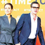 Jolie is Hollywood's first dame