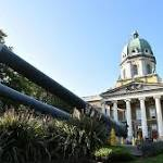 Gallipoli relics at London's Imperial War Museum show Australian soldiers ...
