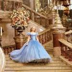 Playing 'Cinderella' is a dream come true for Lily James