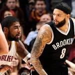 Nets ready to welcome back Deron Williams … as a sub