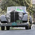 Pieces of history: 1934 Packard convertible takes Best In Show at Pebble Beach
