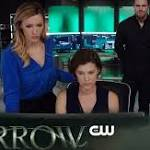 Why Arrow's Unmarked Grave Is Giving David Ramsey Major Dexter Flashbacks