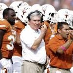 Mack Brown, Texas rekindle good times in rout of Oklahoma