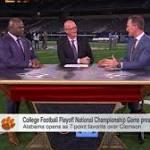 Bama vs. Clemson is the CFP's glorified SEC title game