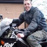 Mother releases video of son's deadly motorcycle crash in effort to raise ...