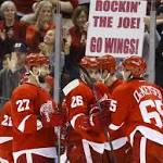 Detroit 5, Vancouver 3: Why the Red Wings won Sunday