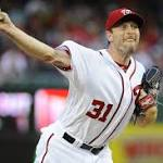 Max Scherzer ties MLB record with 20 strikeouts against Tigers