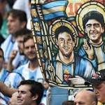 Argentina's World Cup run a welcome distraction from Messi economic news