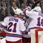 Brad Richards gets two goals as Ryan Callahan returns in Rangers' win