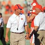 Clemson's Swinney won't change after complaint