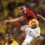 Colombia climb Fifa rankings as Germany remain top