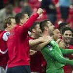 Arsenal celebrations at beating Wigan are a sign of the times
