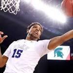 Duke Basketball: Jahlil Okafor's task: Beat the Wisconsin Badgers 38-0 Kentucky ...