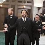 Piven goes back in time and across the pond