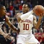College Basketball Capsules - Men: Texas Tech knocks off No. 3 Oklahoma