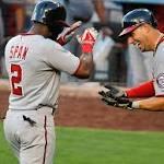 Reliving fourteen in Chavez Ravine: Nationals win 8-5 over Dodgers in 14 innings