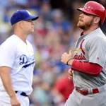 Cardinals rally against Dodgers bullpen to prevent weekend sweep