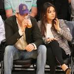 Report: Mila Kunis and Ashton Kutcher Welcome First Child